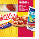 Nestlé's nutritional advice recommends avoiding Kraft Lunchables, but Nestlé puts its candy in Lunchables anyway